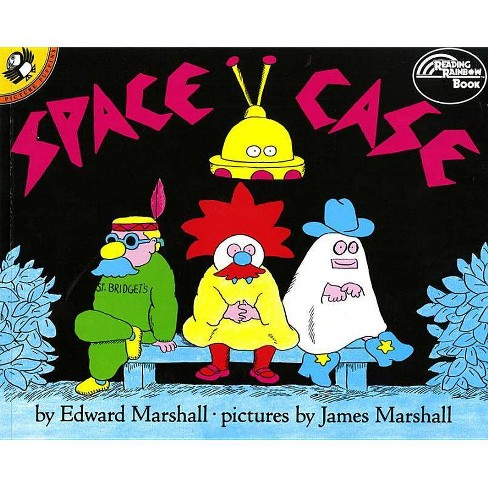 Space Case - (Puffin Pied Piper) by  Edward Marshall (Paperback) - image 1 of 1