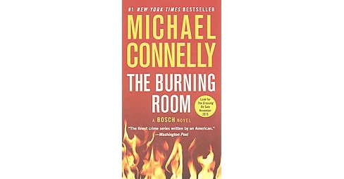 Burning Room (Paperback) (Michael Connelly) - image 1 of 1