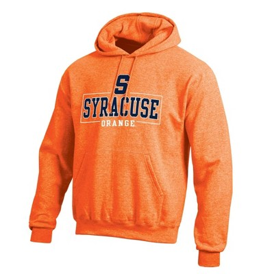 NCAA Syracuse Orange Men's Cotton Hoodie