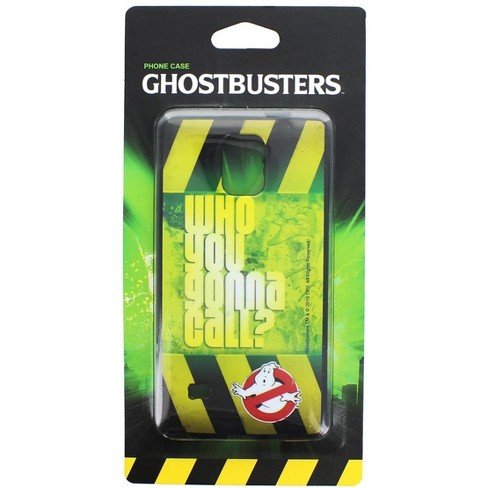 """Nerd Block Ghostbusters """"Who You Gonna Call"""" Samsung Galaxy Note 4 Case - image 1 of 2"""