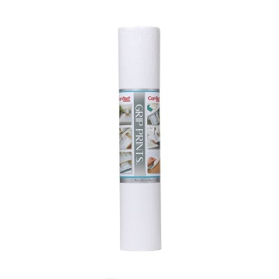 """Con-Tact Grip Prints Single Pack 20""""x24' Bright White"""