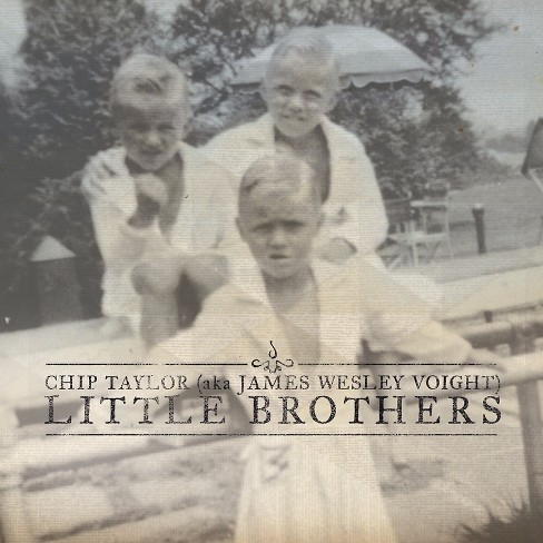 Chip taylor - Little brothers (CD) - image 1 of 1