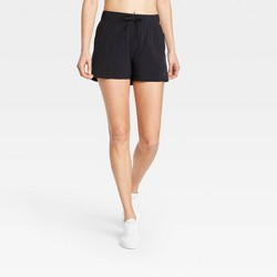 "Women's Move Stretch Woven Shorts 4"" - All in Motion™"