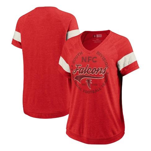 6eacdcf3 NFL Atlanta Falcons Women's Vintage Legend T-Shirt