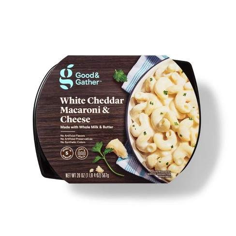 White Cheddar Mac and Cheese - 20oz - Good & Gather™ - image 1 of 2