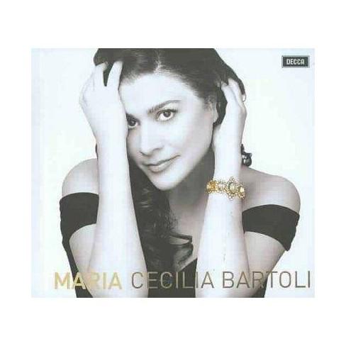 Bartoli - Maria (Limited Edition) (CD) - image 1 of 1