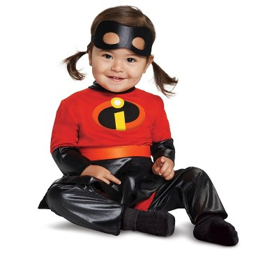 The Incredibles Violet Skirt Jumpsuit Deluxe Infant Costume