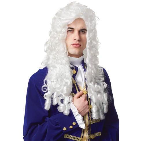 Franco Nobleman Wig (White) - image 1 of 1