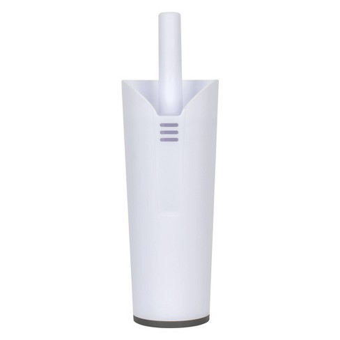 Casabella Toilet Brush with Lid - image 1 of 4