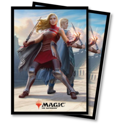 """Magic: The Gathering Battlebond """"V2"""" Deck Protector Sleeves (80 count) - image 1 of 1"""