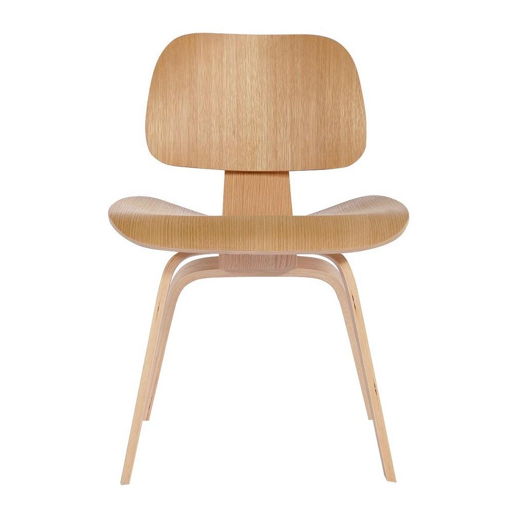Richmond Dining Chair - White Oak - Aeon, Brown