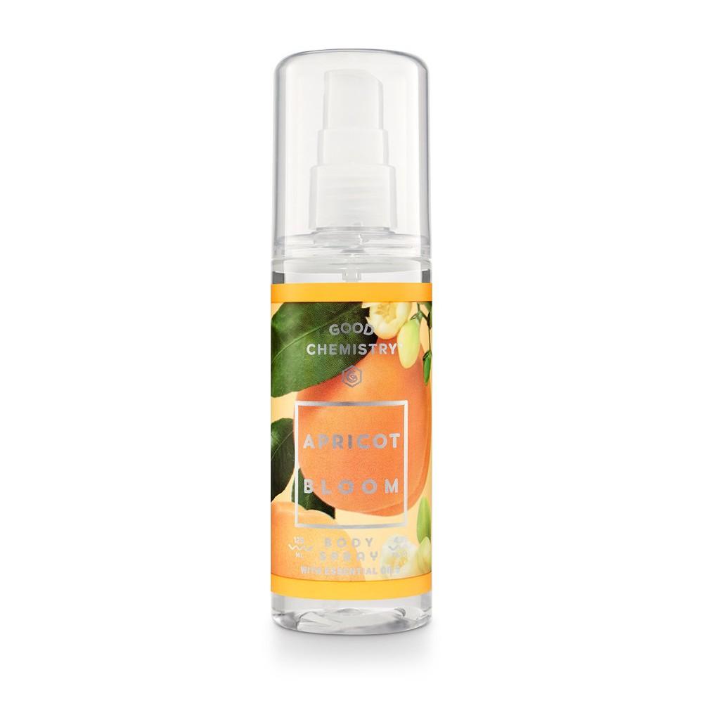 Apricot Bloom by Good Chemistry Body Mist Women's Body Spray - 4.25 fl oz.