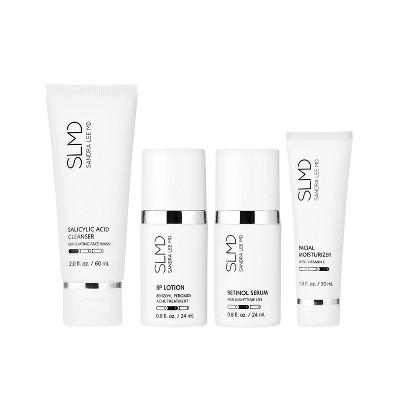 SLMD Skincare Acne System Kit