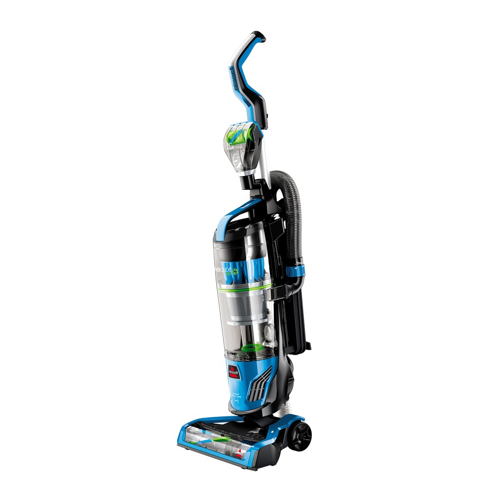 Bissell PowerGlide Pet Upright Vacuum - 22157, Bright Blue