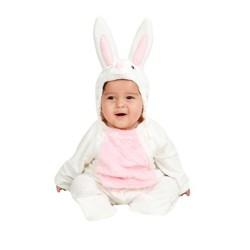 Baby Plush Bunny Costume White - Spritz™