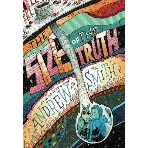 The Size of the Truth - (Sam Abernathy Books) by  Andrew Smith (Paperback) - image 1 of 1