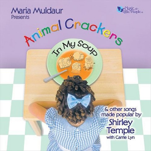 Shirley temple - Animal crackers in my soup (CD) - image 1 of 1