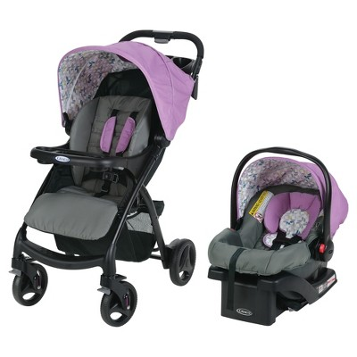 Graco® Verb Click Connect Travel System - Perry