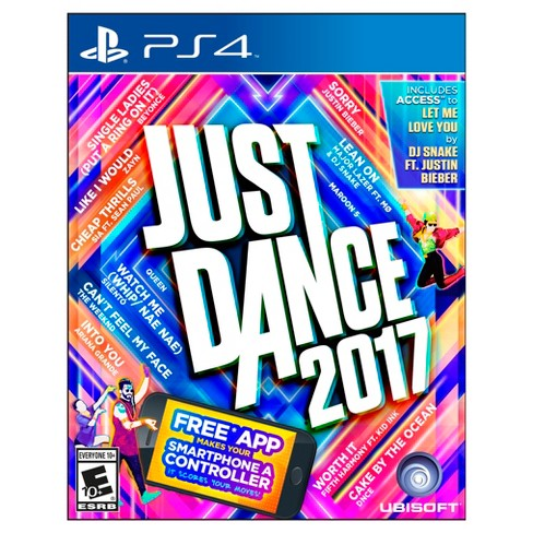 Just Dance 2017 PlayStation 4 - image 1 of 6
