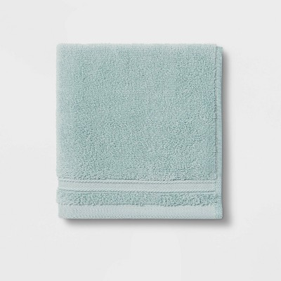 Performance Washcloth Aqua - Threshold™