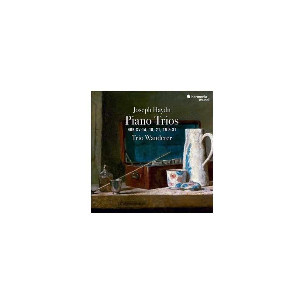 Trio Wanderer - Haydn:Piano Trios Xv 14 18 21 26 (CD)