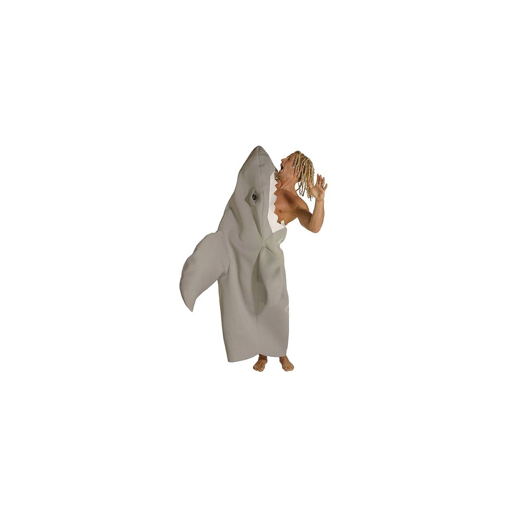 Adult Shark Attack Costume - One Size, Adult Unisex