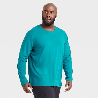 Men's Long Sleeve Performance T-Shirt - All in Motion™