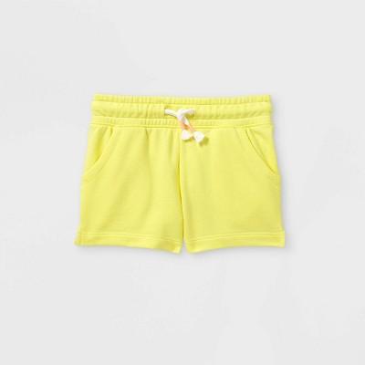 Toddler Girls' Knit Pull-On Shorts - Cat & Jack™