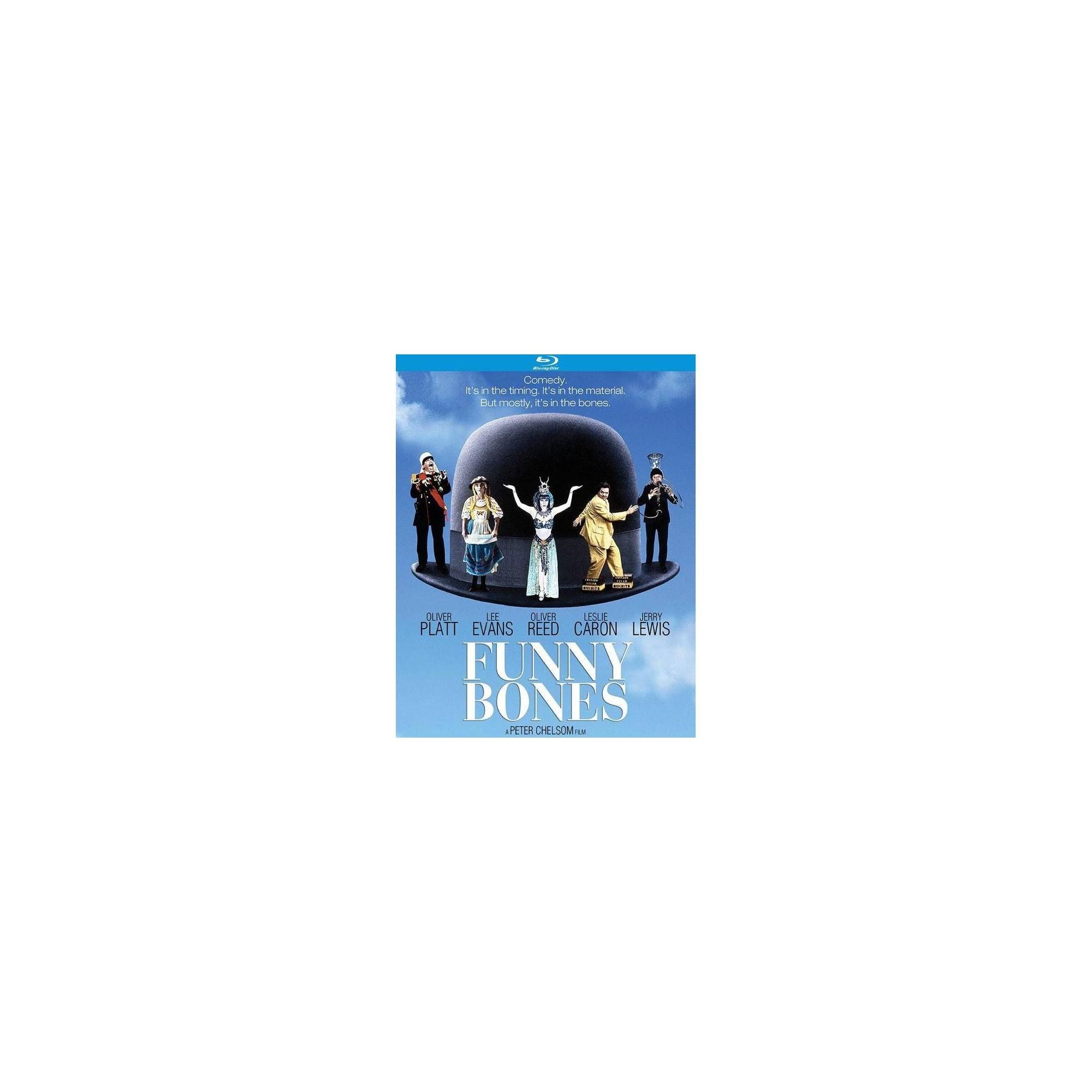 Funny Bones (Blu-ray), Movies