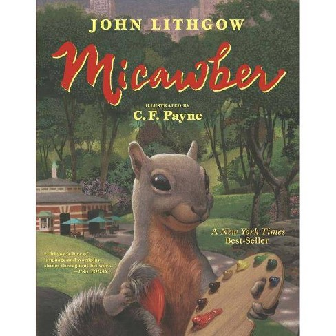 Micawber - by  John Lithgow (Paperback) - image 1 of 1