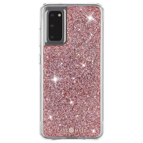 Case-Mate Samsung Galaxy S20 Case Twinkle - Rose - image 1 of 4