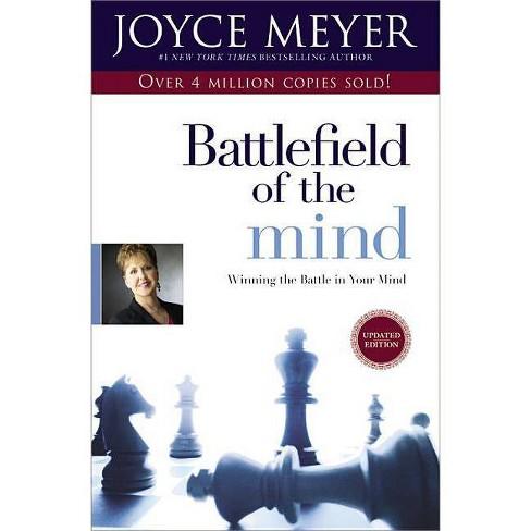 Battlefield of the Mind - by Joyce Meyer (Paperback)