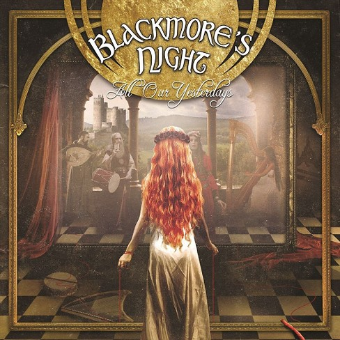 Blackmore's night - All our yesterdays (CD) - image 1 of 1