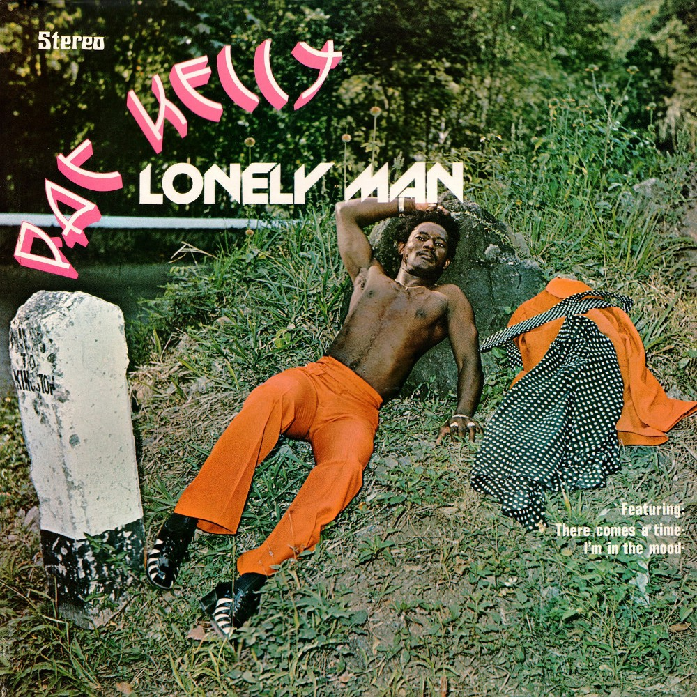 Pat Kelly - Lonely Man (CD)