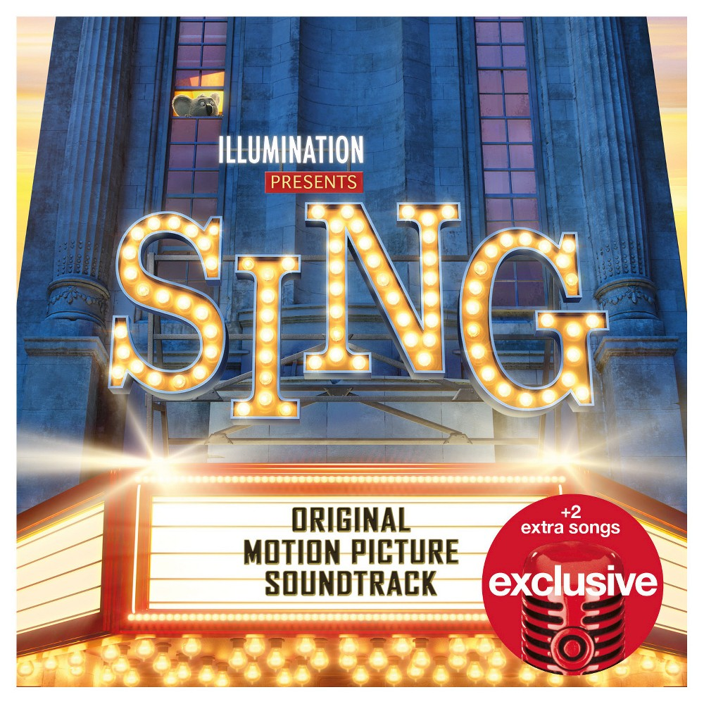 Sing Soundtrack (Target Exclusive)