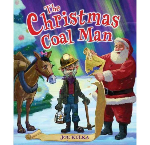Christmas Coal Man (School And Library) (Joe Kulka) - image 1 of 1