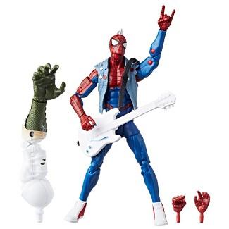 """Marvel Spider-Man Legends Series 6"""" Spider-Punk"""