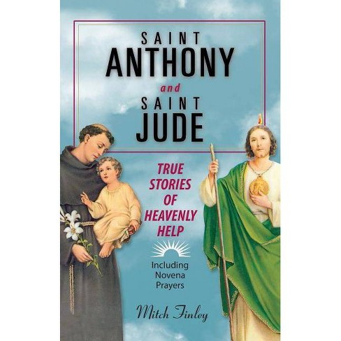 Saint Anthony and Saint Jude - by  Mitch Finley (Paperback) - image 1 of 1