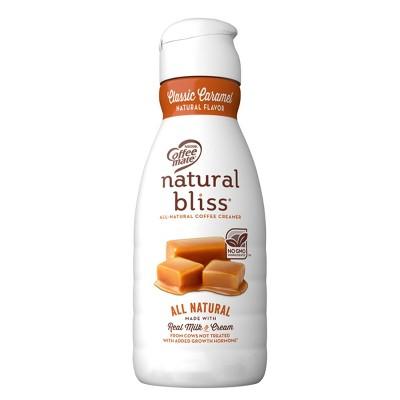 Coffee Mate Natural Bliss Caramel Coffee Creamer - 32 fl oz