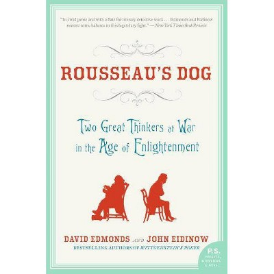 Rousseau's Dog - (P.S.) by  David Edmonds & John Eidinow (Paperback)