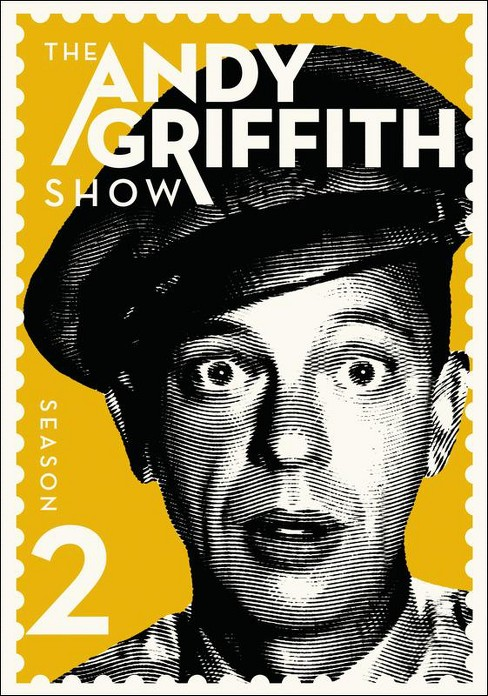 Andy Griffith Show:Complete Second Ss (DVD) - image 1 of 1