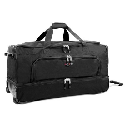 "J World Piton 18.5"" Drop Bottom Duffel Bag"