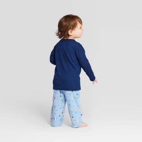 Toddler Hanukkah Pajama Set - Wondershop™ Blue 2T   Target fac15758d