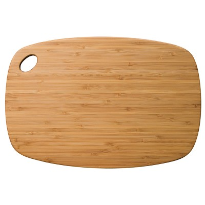 Totally Bamboo Medium Dishwasher Safe GreenLite Utility Board