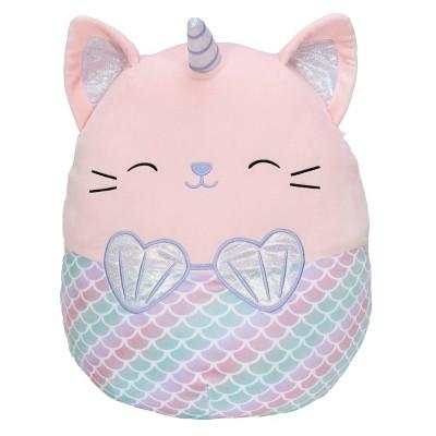 "Squishmallows Official Kellytoy Plush 16"" Gracie the Mermaid Ultrasoft Stuffed Animal Plush Toy"