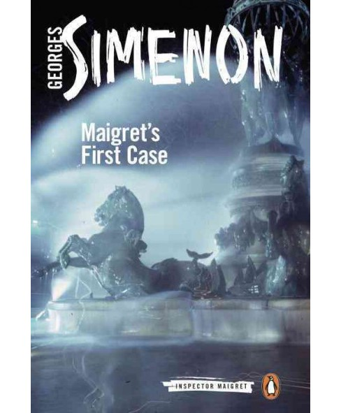 Maigret's First Case (Paperback) (Georges Simenon) - image 1 of 1