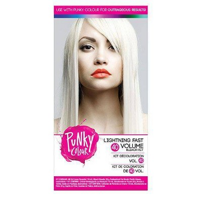 Punky Colour Bleach Kit - 4ct