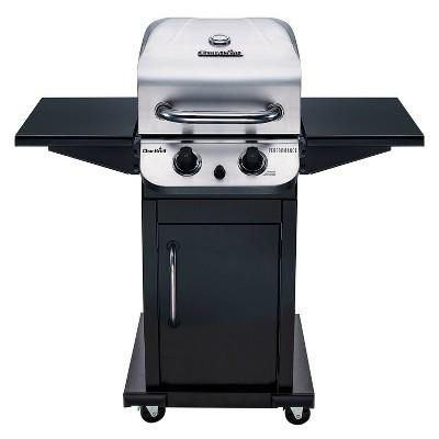 Char-Broil Performance 2-Burner Cabinet 24,000 BTU Gas Grill 463673519 - Black