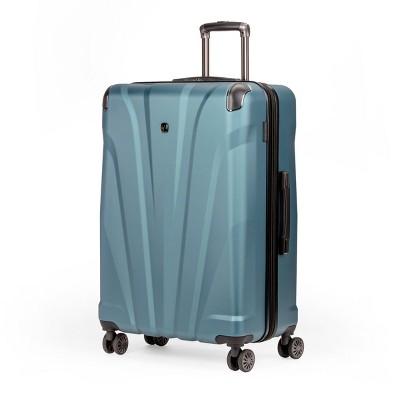 SWISSGEAR 28  Hardside Suitcase - Teal