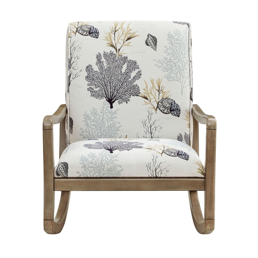 Tampa Accent Chair Natural - Powell Company